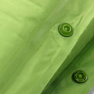 牧高笛 防潮野餐垫自动充气野炊地垫单人拼接郊游草坪垫 EXL1634002 绿色(单人)