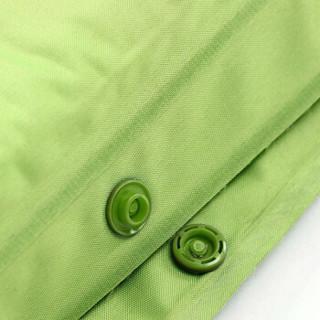 牧高笛 防潮野餐垫自动充气野炊地垫郊游草坪垫 EXL1634001 绿色(双人)