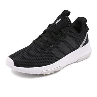 adidas 阿迪达斯 NEO CG5764 女子休闲鞋 一号黑/一号黑/一度灰 39.5