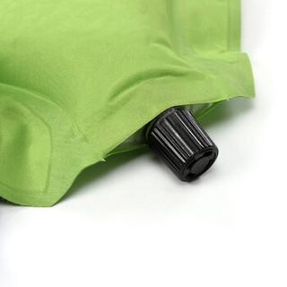 牧高笛 自动充气野炊地垫 单人拼接郊游防潮野餐垫 EXL1634003 绿色(单人加厚)