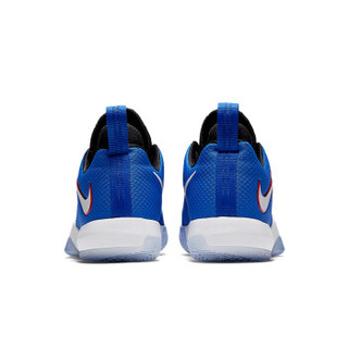 NIKE 耐克 AH7580-401 AMBASSADOR X 男子勒布朗气垫篮球鞋 赛车蓝色 42码
