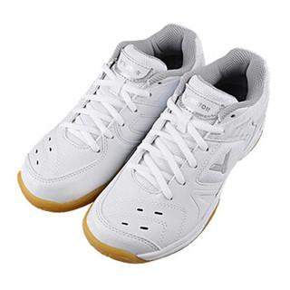 VICTOR 威克多 SH-9200JR 儿童羽毛球鞋 (白色、33)