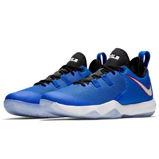 NIKE 耐克 AH7580-401 AMBASSADOR X 男子勒布朗气垫篮球鞋 赛车蓝色 41码