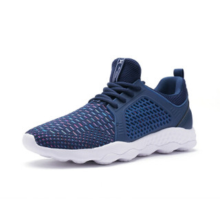 XTEP 特步 982119119095 男士网面慢跑鞋