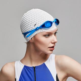 SPEEDO 速比涛 811321B975 男女士游泳眼镜 (防雾、蓝色、250度)