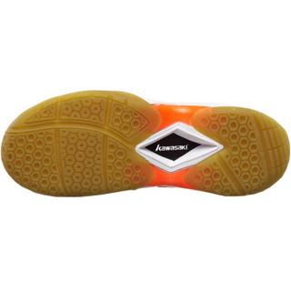 KAWASAKI 川崎 KC-13 儿童羽毛球鞋 (桔红、33)