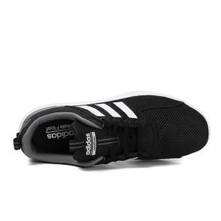 adidas 阿迪达斯 NEO CF LITE RACER DB0592 男子休闲鞋 黑色 43