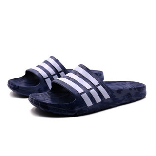 adidas 阿迪达斯 Duramo Slide CQ0136 男子拖鞋 42码