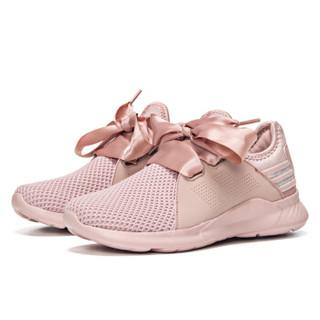 361° 361度 681822211-1 女士防滑跑步鞋 (35、粉玫红)