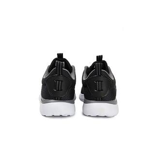 adidas 阿迪达斯 NEO CF LITE RACER DB0592 男子休闲鞋 黑色 43.5