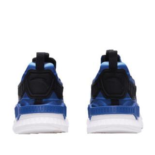 ANTA 安踏 11638890-1 男士椰子鞋 黑/湛蓝/冷白 40.5
