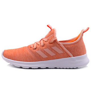 adidas 阿迪达斯 NEO CLOUDFOAM PURE DB0706 女子休闲鞋 粉色 37