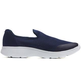 SKECHERS 斯凯奇 54159/B KW 男士健步鞋 海军蓝色 41
