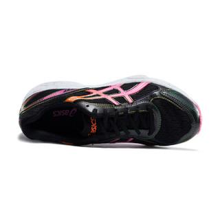 ASICS 亚瑟士 MAVERICK 2 T25XQ-2007 女子跑鞋 黑色/粉色/黑色 36