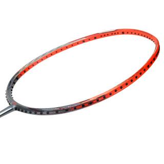 李宁 LI-NING 羽毛球拍风刃900全碳素羽毛球拍单拍国家队谌龙用拍进攻型 AYPM426-1(空拍送线)