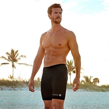 BALNEAIRE 范德安 50162 男五分平角游泳裤