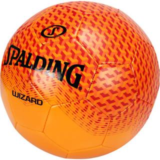 斯伯丁SPALDING足球5号青少年成人训练64-924Y 红/橙色 机缝TPU