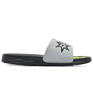 NIKE 耐克 917551-001 BENASSI SOLARSOFT NBA 男子球队运动拖鞋 黑色 41码