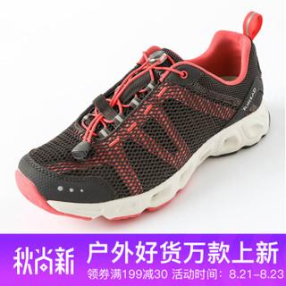 TOREAD 探路者 KFEG81074 溯溪鞋 深灰/胭脂红 女 39