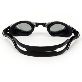 LI-NING 李宁 LSJK518-5 近视游泳眼镜 黑色 350度
