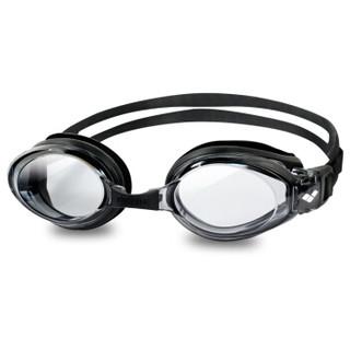 arena 阿瑞娜 AGY420-SMK 舒适大框游泳眼镜 黑色