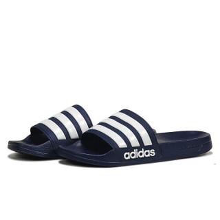 adidas NEO AQ1703 CF ADILETTE 2018夏季 男子拖鞋 43码