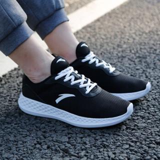 ANTA 安踏 91815533 男士运动鞋 黑/安踏白 44.5