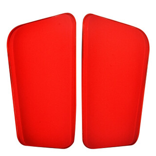 LI-NING 李宁 AXWL001-1 足球护腿板 (红、XL码)