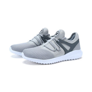 XTEP 特步 982119329119 男士休闲运动鞋 灰 40码
