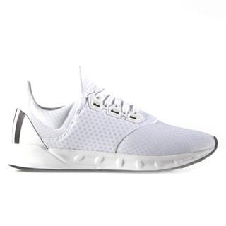 adidas 阿迪达斯 S76422 休闲低帮跑步鞋 白色 43.5