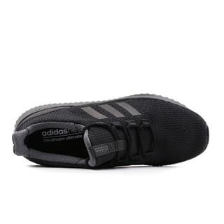 adidas 阿迪达斯 NEO CLOUDFOAM ULTIMATE BC0018 男子休闲鞋 黑色 42.5