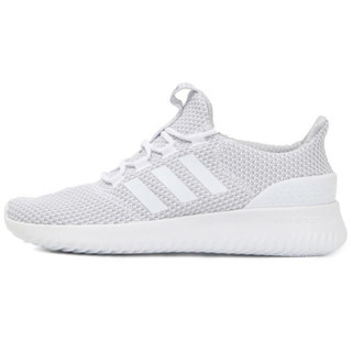 adidas 阿迪达斯 NEO CLOUDFOAM ULTIMATE BC0121 男子休闲鞋 白/白/二度灰 44