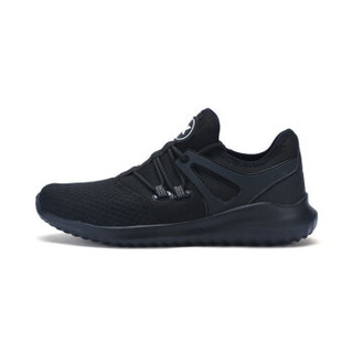 XTEP 特步 982119329119 男士休闲运动鞋 黑 40码