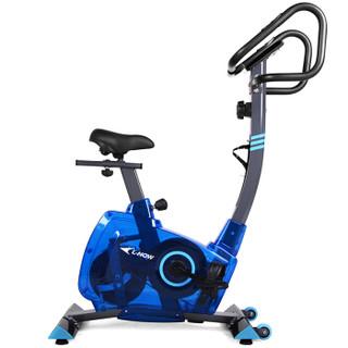 蓝堡动感单车静音家用健身器材室内脚踏车运动磁控车健身车LD-901