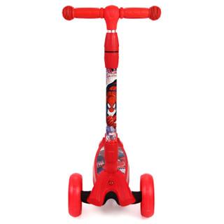 Disney 迪士尼 一秒折叠儿童滑板车 (升级款漫威蜘蛛侠)