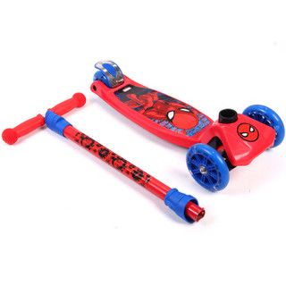 Disney 迪士尼 儿童花式滑板车 (漫威红蜘蛛侠款)