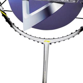 李宁 LI-NING 羽毛球拍单拍套装超轻全 碳素3U进攻型羽拍子送拍包