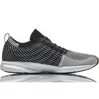 LI-NING 李宁 ARBN031-1 跑步系列 男子轻质跑鞋 (40、标准黑/标准白)
