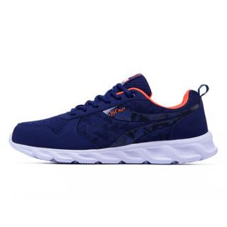 361° 361度 571712228-4 男士跑步鞋 (40、爱国蓝/萤光橙黄)