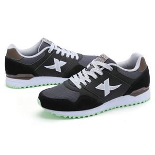 XTEP 特步 987319112536 男士跑步鞋