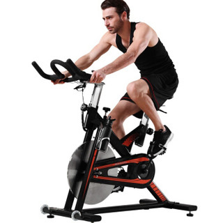 蓝堡动感单车室内静音健身器材家用健身车 LD-566
