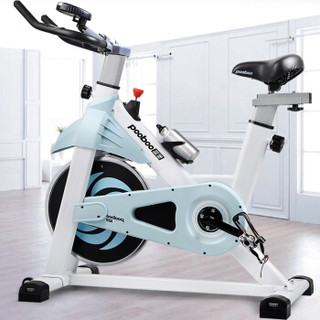 蓝堡动感单车静音家用健身器材室内脚踏车运动健身车D518