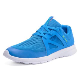 361° 361度 671712206-3 男士慢跑运动鞋 (41、光辉蓝/361度白)