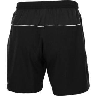 LI-NING 李宁 AAPJ307 男款羽毛球短裤 (新基础黑 XXL)
