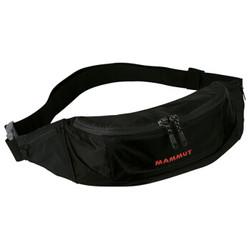 MAMMUT 猛犸象腰包 男女手机包时尚运动包 防水跑步包 腰包 2520-00141 黑色2升