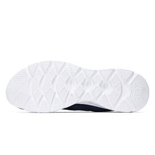 361° 361度 671812264-4 男士减震慢跑鞋 (40、乌黑色/361度白)