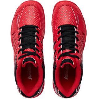KAWASAKI 川崎 K-061D 男女羽毛球鞋 (苹果红、35)
