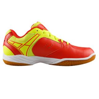 VICTOR 威克多 SH-A501-OE 男女胜利羽毛球鞋 (橙黄色、41)
