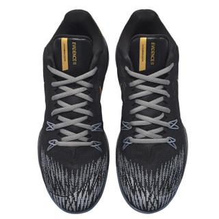 NIKE 耐克 908978-090 EVIDENCE II EP 男士缓震气垫篮球鞋 黑色 41码