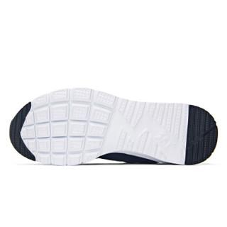 361° 361度 671822214-3 男士跑步鞋 (43、乌黑色/361度白)